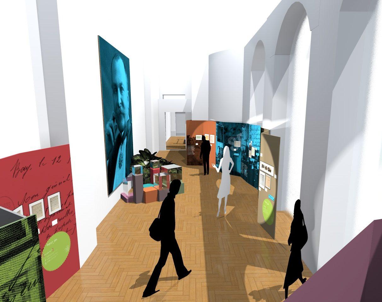 Scénographie/Musée